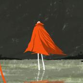 LA MÁSCARA DE LA MUERTE ROJA de Edgar Allan Poe. Un proyecto de Animación e Ilustración de Oriol Roca Mainar - 28.09.2016