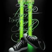 Shoes are bouring wear chuck!  Converse. Um projeto de Design, Ilustração, 3D, Direção de arte, Moda, Design de iluminação e Marketing de victor miguel peñas cogolludo - 05.10.2016