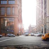 Bloque Residencial en Manhattan, New York. Un proyecto de Diseño, Fotografía, 3D, Arquitectura, Postproducción e Infografía de Phrame - 09.03.2015