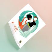 Feria Coín 2016. Um projeto de Design, Ilustração, Publicidade, Artes plásticas e Design gráfico de Sara Sánchez - 22.08.2016