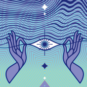 GIG POSTERS 03 (carteles/afiches para la música y otros). A Illustration, Grafikdesign und Siebdruck project by Quique Ollervides - 17.10.2016