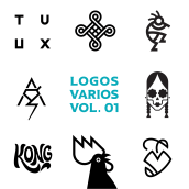 LOGOS. A Grafikdesign project by Quique Ollervides - 17.10.2016