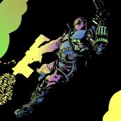 Blamblaman. Un proyecto de Diseño, Ilustración, Dirección de arte, Diseño de personajes, Diseño de juegos y Cómic de Sergio Martorell - 19.10.2016