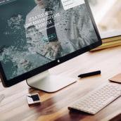 DKS ENTERPRISE ANALYTICAL PORTAL — Proyecto en desarrollo. Un progetto di UI/UX, Graphic Design, Architettura dell'informazione , e Web Design di Sarai Glahn - 23.10.2016
