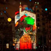 El Despertar del Dragón de Casa Batlló. Um projeto de 3D, Animação e Motion Graphics de nueveojos - 26.10.2015