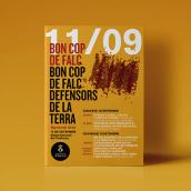 11/09. Un projet de Design graphique de Laura Soriano González - 06.11.2016