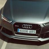 """Audi """"Sport"""". Um projeto de Br, ing e Identidade, Cinema, Vídeo e TV e Publicidade de BLUR Films - 14.07.2016"""