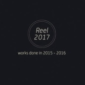 Berberecho Productions REEL 2017 . A Motion Graphics project by kote berberecho - 11.15.2016