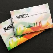 MADRIZOL.  Una solución creativa en forma de  medicamento editorial . Un proyecto de Publicidad, Diseño editorial, Diseño gráfico y Diseño de producto de Nowe Creative Formación y Diseño - 12.12.2016