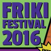 Frikis | Afiche. Un proyecto de Diseño, Publicidad y Diseño gráfico de Daniel Sánchez - 15.12.2016
