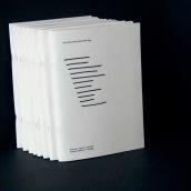 Conversaciones sobre new ugly - Investigación y diseño editorial . Um projeto de Design editorial de Fernando Galende - 16.12.2016