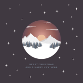 Christmas 16-17. Un proyecto de Diseño gráfico e Ilustración de Xavier Calvet Sabala - 22.12.2016