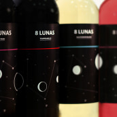 8 Lunas (Gama Joven). A Design, Art Direction, and Packaging project by VIBRA - 01.02.2017