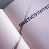 """Catálogo Exposición """"Trazos Cruzados"""". Un proyecto de Diseño, Dirección de arte, Diseño editorial y Diseño gráfico de José Antonio Arreza Pérez - 24.11.2016"""