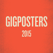 POSTERS 2015. A Illustration, Graphic Design, and Screen-printing project by Xavi Forné - 12.28.2015