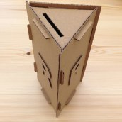 Packaging ecológico para campaña de marketing directo. A Verpackung project by Momik Agencia - 23.01.2017