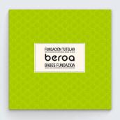 Diseño editorial Fundación Tutelar Beroa. A Verlagsdesign project by Momik Agencia - 23.01.2017