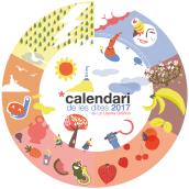 Calendari de les dites 2017. A Graphic Design & Illustration project by La Llauna Gràfica - 01.23.2017