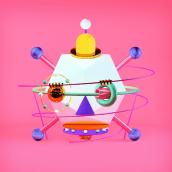 Es Cool. Un proyecto de 3D de Mr. Kone - 29.01.2017