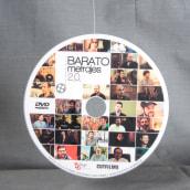 "Gráfica del documental ""Baratometrajes 2.0"". A Grafikdesign project by Nacho Pons - 30.01.2017"
