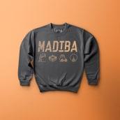 Madiba. A Design, Br, ing, Identit, and Graphic Design project by Rodrigo Lamela Sanfacundo - 01.30.2017