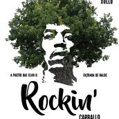 Cartaz Rockin' Carballo 2017. Un proyecto de Diseño gráfico y Publicidad de Gende Estudio - 01.02.2017