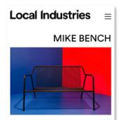 Local Industries. Un proyecto de Diseño gráfico, Diseño Web y Desarrollo Web de Atipus - 31.01.2017