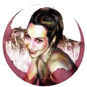 Mi amiga Carol - Retrato ilustrado con Photoshop. Un proyecto de Ilustración de Glòria López Llebot - 09.02.2017