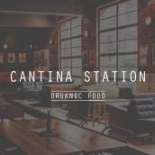 Cantina Station. A Illustration, UI / UX, Animation, Kunstleitung, Br, ing und Identität, Grafikdesign und Webdesign project by BlauBear Design Studio - 14.02.2017