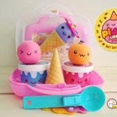 Migajas plush snack. Un projet de Conception de jouets de Piti Piti - 16.02.2015