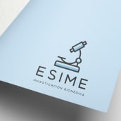 ESIME   Branding . Un proyecto de Diseño, Br, ing e Identidad y Diseño gráfico de Saúl Arribas Miguel - 19.02.2017