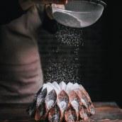 Creando fotos y pasteles para NordicWare. Un progetto di Fotografia, Direzione artistica , e Cucina di Naty Creci - 21.02.2017