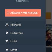 Interfaz de app. Un proyecto de Diseño, UI / UX y Diseño gráfico de Ana Michelle Guerra - 21.02.2017