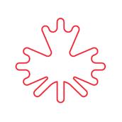 Canada Day icons. Um projeto de Direção de arte, Design gráfico e Ilustração de Sara de la Mora - 01.06.2013