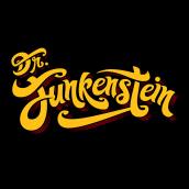 Dr. Funkenstein - Logo. A Grafikdesign und Illustration project by Matias Harina - 16.01.2017