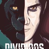 Divididos. Um projeto de Ilustração de Juan Pablo Ojeda Menares - 09.03.2017