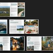 Slow Travelling para Arquitectura y Diseño. Un proyecto de Diseño editorial de Astrid Ortiz - 14.03.2017