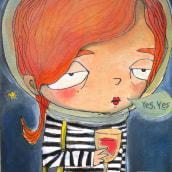 YES YES. Un proyecto de Ilustración de Ana M. Cabeza de Vaca - 17.03.2017