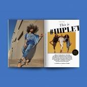 Issue #1 Travel Edition. Un proyecto de Dirección de arte y Diseño editorial de Astrid Ortiz - 22.03.2017
