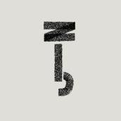alfabeto indigena . Un proyecto de Diseño, Ilustración, Escritura y Lettering de irene porro - 18.04.2017