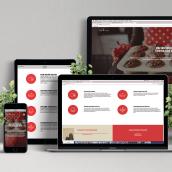 Mi Proyecto del curso: Introducción al Desarrollo Web Responsive con HTML y CSS. Um projeto de Web design de Raúl de Frutos - 25.04.2017