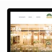 Diseño web . Um projeto de Design interativo e Web design de Marta Gómez Moreno - 10.12.2016