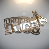 Underdogs - Propuesta. A Design, Br, ing und Identität und Grafikdesign project by Zaida Escorcia - 12.05.2017