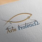 Arte Profético. A Design, Br, ing und Identität und Grafikdesign project by Zaida Escorcia - 12.05.2017