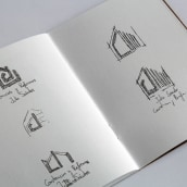 Logotipo empresa de construcción Julio Sánchez. A Br, ing, Identit, Fine Art, and Graphic Design project by Marcos Perez - 05.13.2017