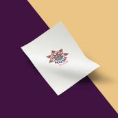 Kush Culture. Branding, Dirección de Arte.. Um projeto de Br, ing e Identidade e Design gráfico de Brian Colquhoun - 29.05.2017