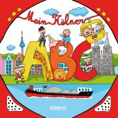 Mein Kölner ABC. Un proyecto de Ilustración de Elena Rosa Gil - 02.11.2016
