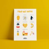Arctic Monkeys Music Pill. Un proyecto de Ilustración de Eva Mez - 11.06.2017