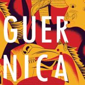 Carteles Guernica 80 años. Un proyecto de Diseño, Ilustración, Diseño gráfico, Serigrafía e Ilustración vectorial de Abdel de la Campa Escaig - 19.05.2017