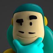 Just The Beginning. Um projeto de 3D, Animação e Animação de personagens de Esdip_ - 21.06.2017